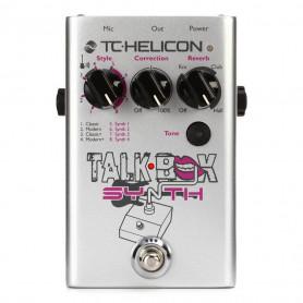 Педаль эффектов TC Helicon Talkbox Synth фото