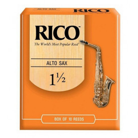 RICO Rico - Alto Sax 1.5 - 10 Box Трости для духовых фото