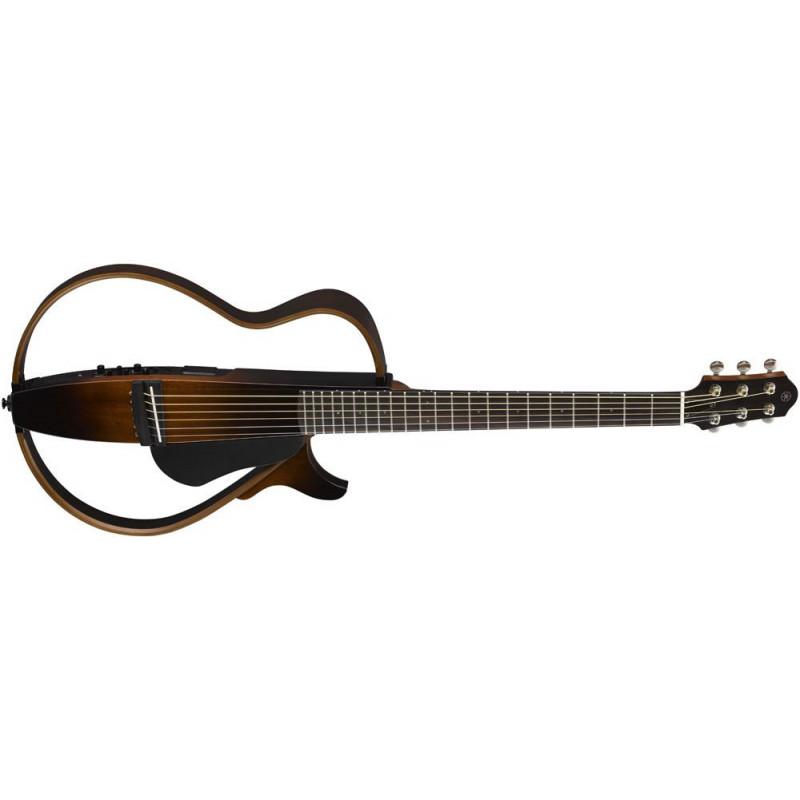 YAMAHA SLG200S (TBS) Silent гитара