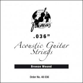 FRAMUS 48036 BRONZE 036 Струна для гитары