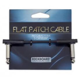 ROCKBOARD RBOCABPC F5 BLK FLAT PATCH CABLE Патч-кабель