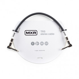 DUNLOP DCIST01RR MXR TRS STEREO CABLE 1FT Кабель для педалей экспрессии DVP3/DVP4