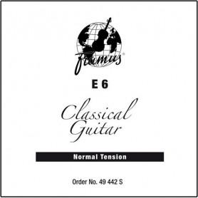 FRAMUS 49443S Classic Guitar Normal Tension - 6th Струна для классической гитары