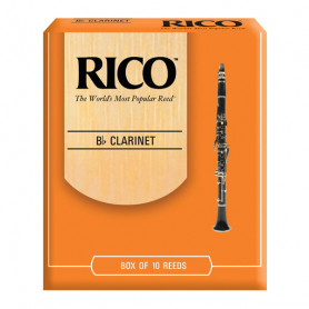 RICO Rico - Bb Clarinet 2.5 Трости для духовых фото