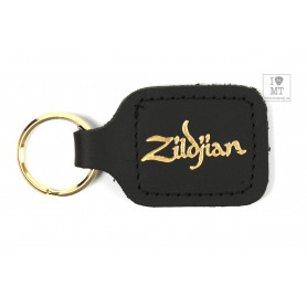 ZILDJIAN LEATHER KEY FOB Брелок