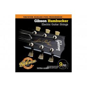 GIBSON SEG-SA9 HUMBUCKER SPECIAL ALLOY .009-.042 Струны для электрогитар