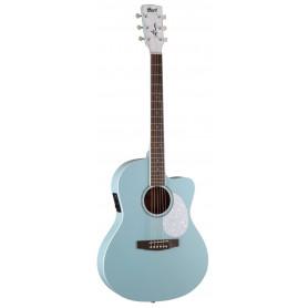CORT Jade Classic (Sky Blue Open Pore) Электро-акустическая