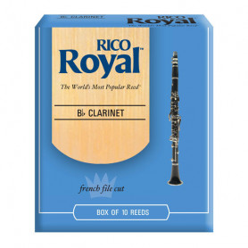 RICO Rico Royal - Bb Clarinet 3.5 Трости для духовых фото