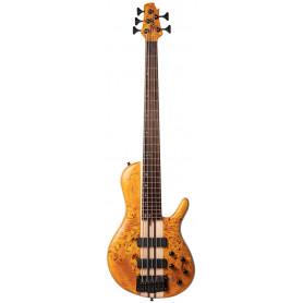 CORT A5 Plus SC (Amber Open Pore) Бас-гитара фото