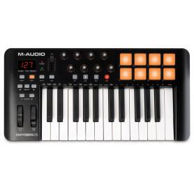 M-Audio Oxygen 25 MK IV MIDI клавиатура фото