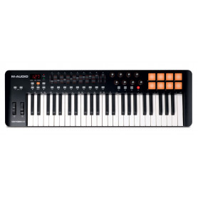 M-Audio Oxygen 49 MK IV MIDI клавиатура фото