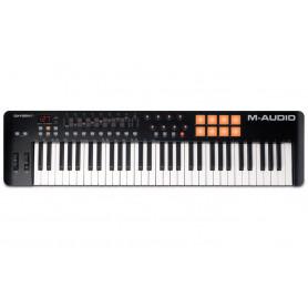 M-Audio Oxygen 61 MK IV MIDI клавиатура фото