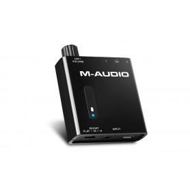 M-Audio Bass Traveler Усилитель для наушников фото