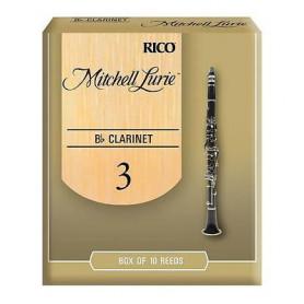 RICO Mitchell Lurie - Bb Clarinet 3.0 Трости для духовых фото