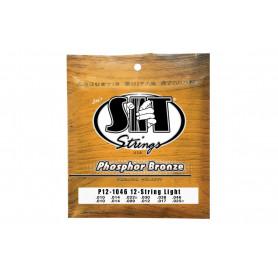 SIT STRINGS P121046 Струны для акустических гитар фото