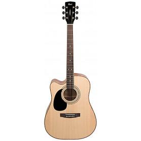 CORT AD880CE LH (Natural Satin) Электро-акустическая гитара