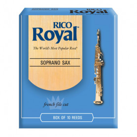 RICO Rico Royal - Soprano Sax 2.0 Трости для духовых фото
