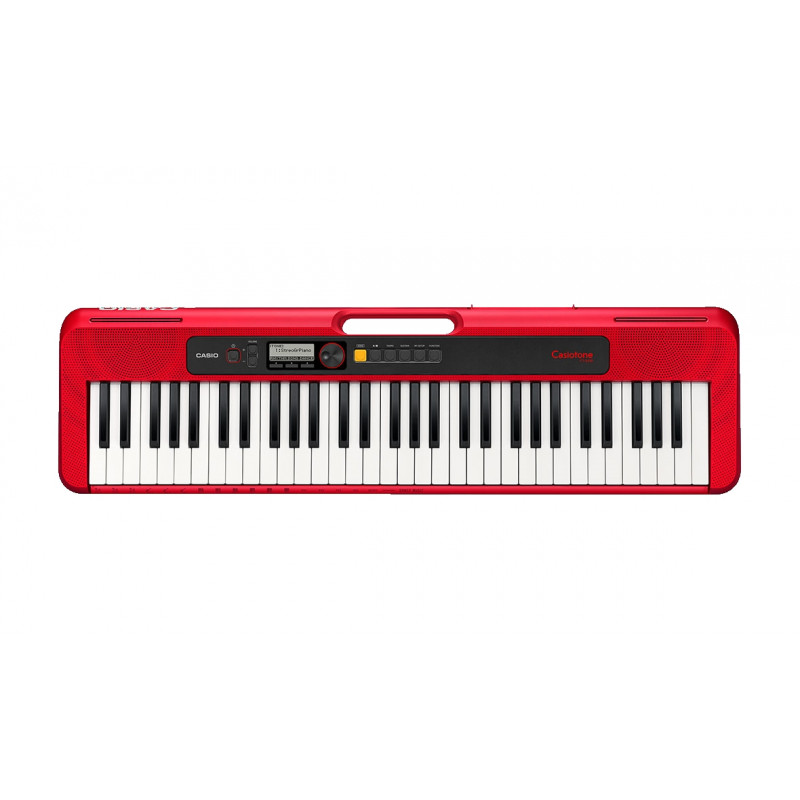 Клавішний інструмент Casio CT-S200RDC фото