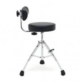 GI806210 Стілець для барабанщика зі спинкою 53 см GIBRALTAR