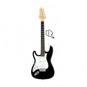 VG502111 Ел. гітара VGS VST-100 Black (лівостороння)