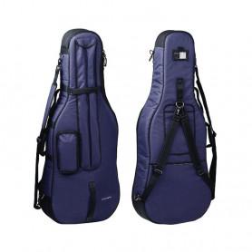 291301 Чохол для віолончелі 4/4 BK Prestige Tex Blue 20мм