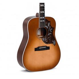 Гітара акустична Sigma DM-SG5 + (Fishman Sonitone) фото