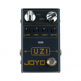 Педаль гітарна JOYO R-03 Uzi Distortion фото
