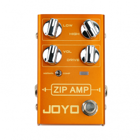 Педаль гітарна JOYO R-04 Zip Amp Comp./Overdrive фото