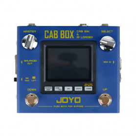 Педаль гітарна JOYO R-08 Cab Box фото