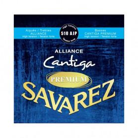 Струни для класичної гітари Savarez Alliance Cantiga 510AJP