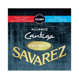 Струни для класичної гітари Savarez Alliance Cantiga 510ARJP Mix Tension