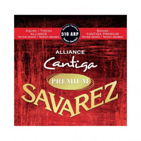 Струни для класичної гітари Savarez Alliance Cantiga 510ARP Standard Tension