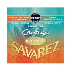 Струни для класичної гітари Savarez Creation Cantiga 510MRJP