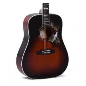 Гітара акустична Sigma DA-SG7 + (Fishman Sonitone) фото