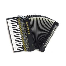 Акордеон Atlantic IV 120 Hohner MP(A-2086) Black