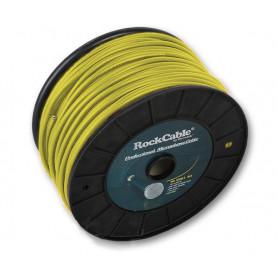 ROCKCABLE RCL10303 D6 YE - YELLOW Микрофонный кабель фото