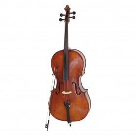 Виолончель Dimavery Cello 4/4 with Soft-bag