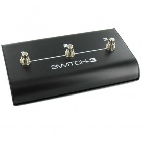 Свитчер для вокальных процессоров TC Helicon Switch-3