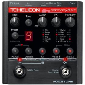 Вокальний процесор TC Helicon VoiceTone Harmony-G XT