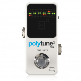 Гитарный тюнер TC Electronic Polytune 3 Mini