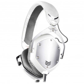 Навушники V-Moda Crossfade M-100White silver