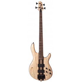 A4 Ultra Ash (Etched Natural Black) Бас-гитара фото