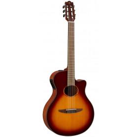 YAMAHA NTX1 (Brown Sunburst) Классическая гитара (NTX1 BSB) фото