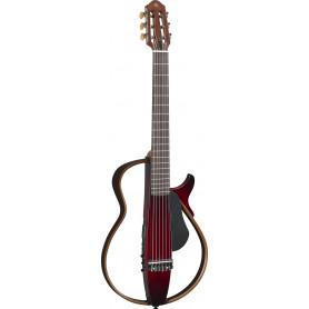 YAMAHA SLG200N (Crimson Red Burst) Silent гитара фото