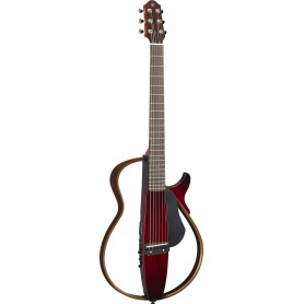 YAMAHA SLG200S (Crimson Red Burst) Silent гитара фото