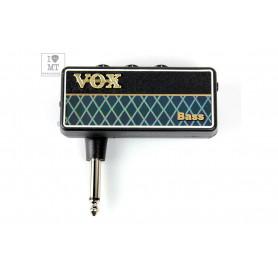 VOX AMPLUG2 BASS (AP2-BS) Гитарный усилитель для наушников фото