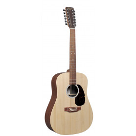 MARTIN D-X2E 12 STRING 12-струнная электро-акустическая гитара