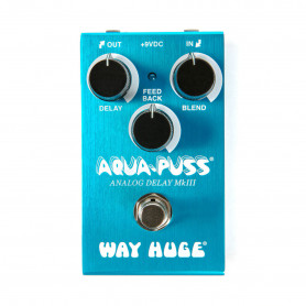 WAY HUGE WM71 Smalls Aqua-Puss Analog Delay MkIII Педаль