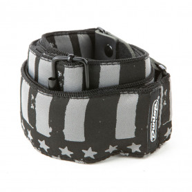 DUNLOP D6713 Jacquard Stars And Stripes Strap Ремень гитарный