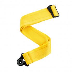 D`ADDARIO 50BAL07 Auto Lock Guitar Strap (Mellow Yellow) Ремень